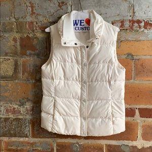 J. Crew Down Vest